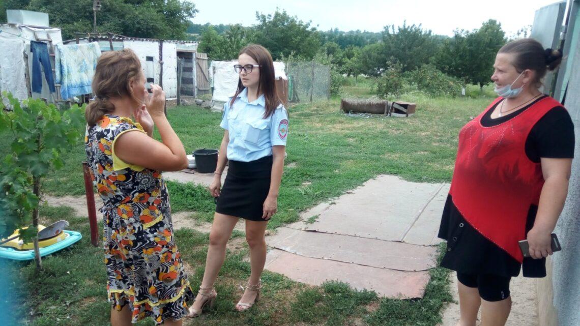 28 июля 2020 года в Нововладимировском сельском поселении прошло выездное заседание территориальной комиссии по профилактике правонарушений